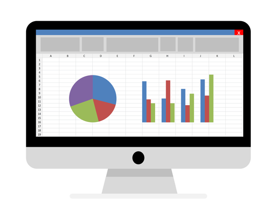 Immagine di Excel intermedio  (InHouse)